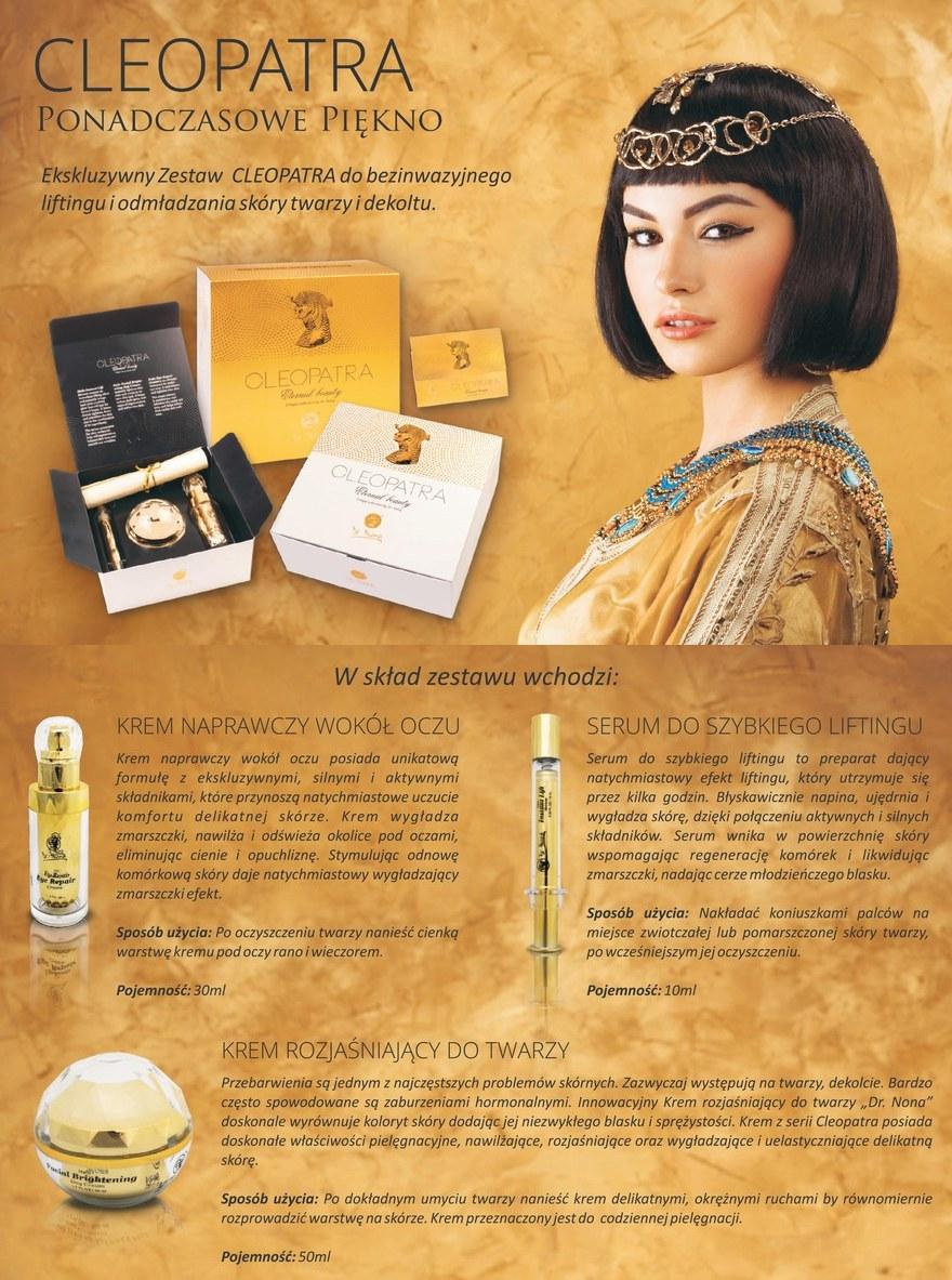 Zestaw Cleopatra